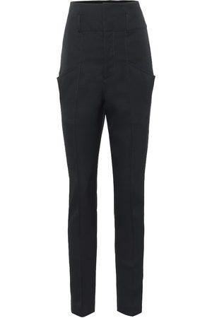 Isabel Marant Pantaloni Padme in lana