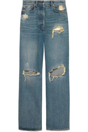 Gucci Jeans boyfriend effetto vissuto - Di colore