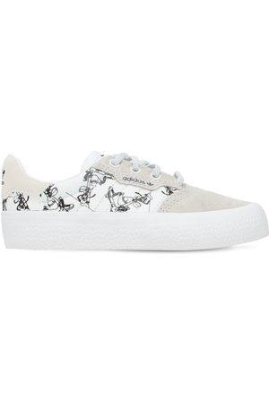 "adidas Sneakers ""disney"" In Tela E Pelle"