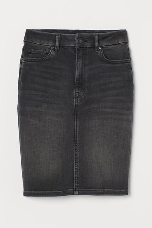 H&M Donna Gonne denim - Gonna in denim Embrace
