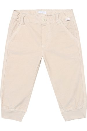 Il gufo Baby - Pantaloni in velluto a costine