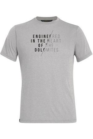 Salewa Uomo T-shirt - Engineered Dri-Rel - T-shirt - uomo. Taglia 46