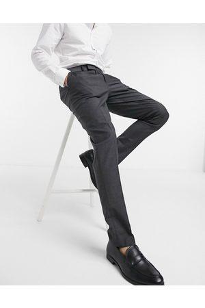 ASOS Pantaloni skinny eleganti antracite