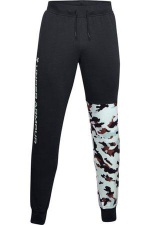 Under Armour Rival Fleece Camo Jogger - pantaloni fitness - uomo