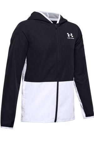 Under Armour UA Woven Track Jacket - giacca da fitness - bambini