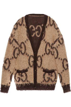 Gucci Cardigan reversibile GG