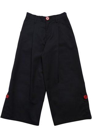 Marni Pantaloni In Misto Di Lana