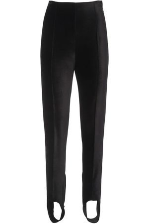 Kenzo Leggings In Velluto Stretch