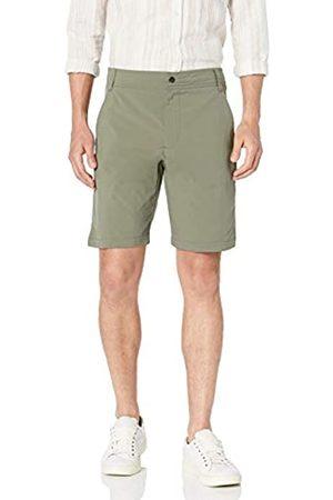 "Amazon Regular-Fit Hybrid Tech 9"" Short Athletic-Shorts, Jacky's, 40"