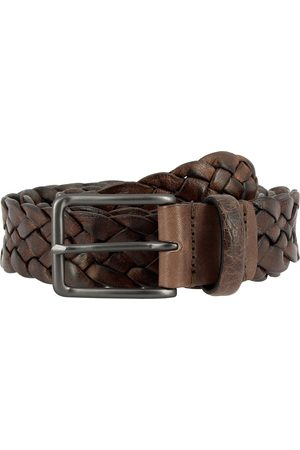Dudu Donna Cinture - 580-1570 Timeless ~ Belt - Cocoa Brown