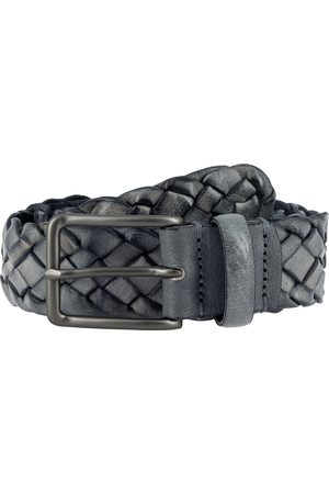 Dudu Donna Cinture - 580-1570 Timeless ~ Belt - Black Slate