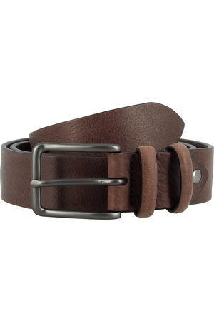 Dudu Donna Cinture - 580-1571 Timeless ~ Belt - Cocoa Brown