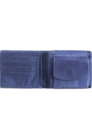 Dudu Uomo Portafogli e portamonete - Timeless - Wallet - Indigo Blue