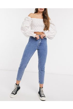 In The Style X Jac Jossa - Mom jeans medio