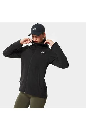 The North Face The North Face Giacca In Pile Raschel Donna Shelbe Tnf Black