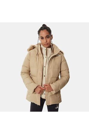 The North Face The North Face Giacca Donna Gotham Hawthorne Khaki