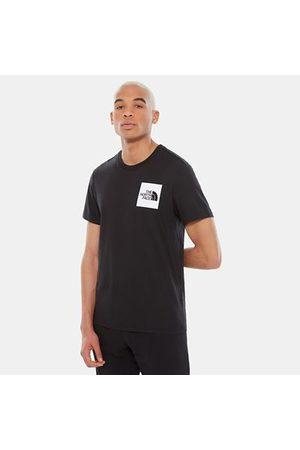 The North Face The North Face T-shirt Uomo Fine Tnf Black