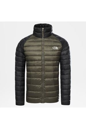 The North Face The North Face Giacca In Piumino Uomo Trevail New Taupe Green/tnf Black