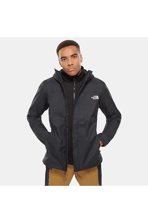 The North Face The North Face Giacca Uomo Quest Zip-in Triclimate® Tnf Black