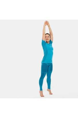 The North Face The North Face Leggings Donna Pro Barrier Reef Blue