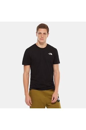 The North Face The North Face T-shirt Uomo Simple Dome Tnf Black