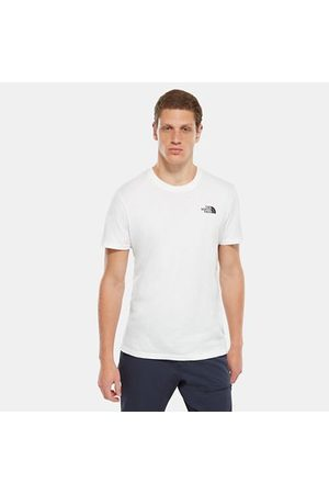 The North Face The North Face T-shirt Uomo Simple Dome Tnf White