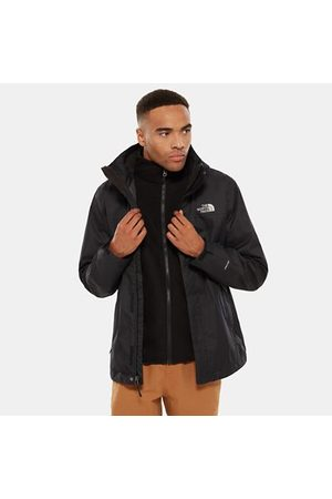 The North Face The North Face Giacca Uomo Evolve Ii Triclimate® Tnf Black