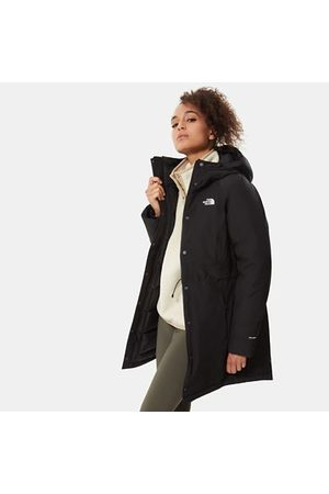 The North Face The North Face Parka Donna Brooklyn Tnf Black