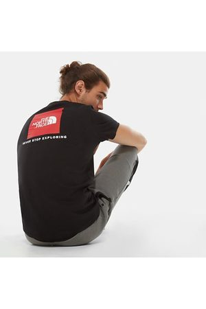 The North Face The North Face T-shirt Uomo Redbox Tnf Black