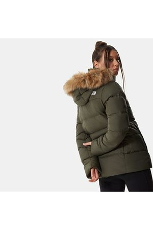 The North Face The North Face Giacca Donna Gotham New Taupe Green