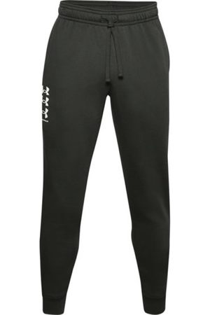 Under Armour Rival Fleece 3Logo Jogger - pantaloni fitness - uomo