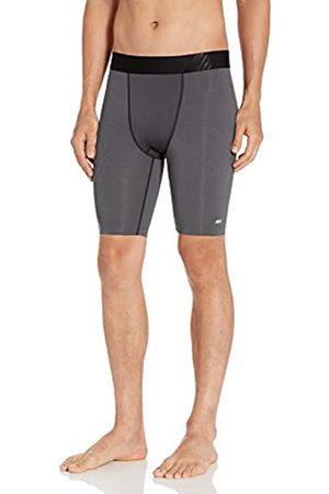 "Amazon Control Tech 9"" Short Shorts, Charcoal Grey Heather, US XXL"