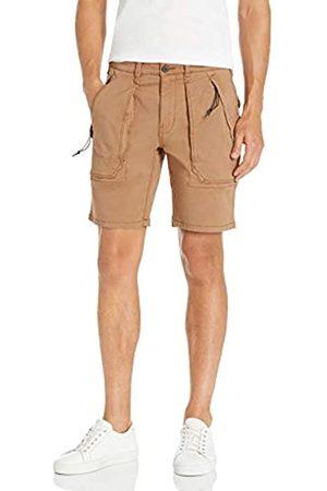 "Goodthreads 9"" Inseam Tactical Short Athletic-Shorts, British Khaki, 36"