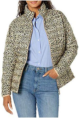 Amazon Giacca Leggera e Impermeabile Ripiegabile. Athletic-Insulated-Jackets, Animale, US