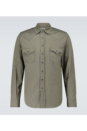 Saint Laurent Camicia di jeans