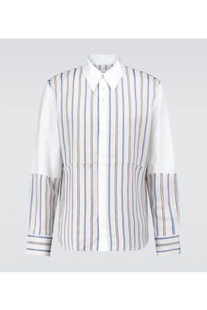 WALES BONNER Camicia Sterling patchwork