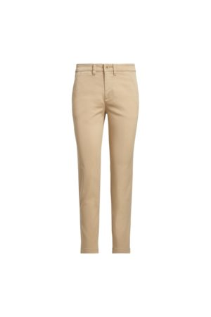 Lauren by Ralph Lauren Donna Chinos - Pantaloni chino stretch Slim-Fit