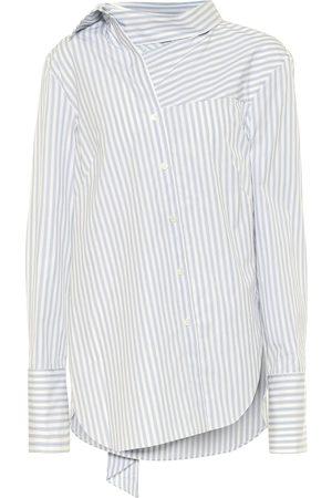 MONSE Camicia a righe in cotone