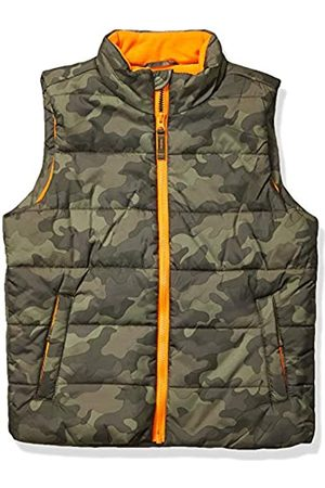 Amazon Heavy-Weight Puffer Vest Down-Outerwear-Vests, Mimetico, Small
