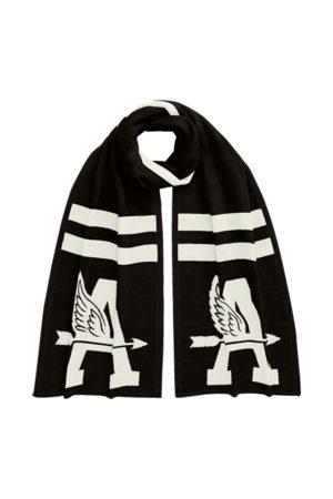 Ralph Lauren Sciarpa in maglia di lana personalizzabile