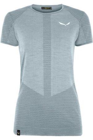 Salewa W Zebru Responsive S/S - T-shirt alpinismo - donna