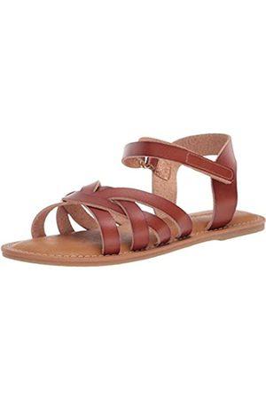 Amazon Sandali con Cinturino Sandals, Chiaro, 7 Toddler