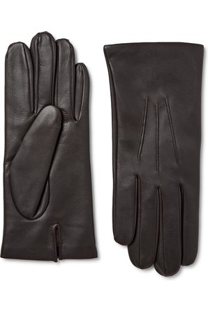 Dents Uomo Guanti - Bath Cashmere-Lined Leather Gloves