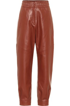 Common Leisure Pantaloni Chilling in pelle