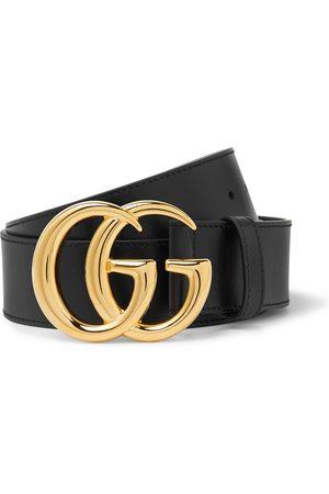 Gucci Uomo Cinture - 4cm Marmont Leather Belt