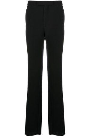 RAF SIMONS Pantaloni sartoriali con banda laterale