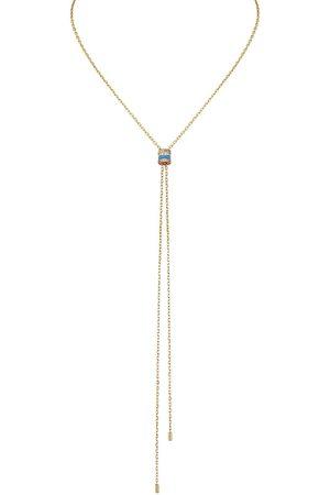 Boucheron Collana in 18kt con diamanti Quatre Blue Edition