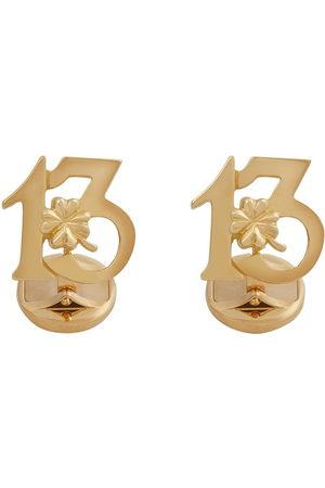 Dolce & Gabbana Gemelli Good Luck in 18kt con rubini