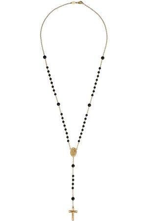 Dolce & Gabbana Collana a rosario in 18kt con zaffiri