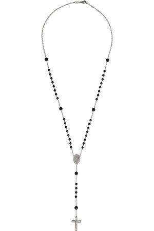 Dolce & Gabbana Rosario in oro bianco 18kt